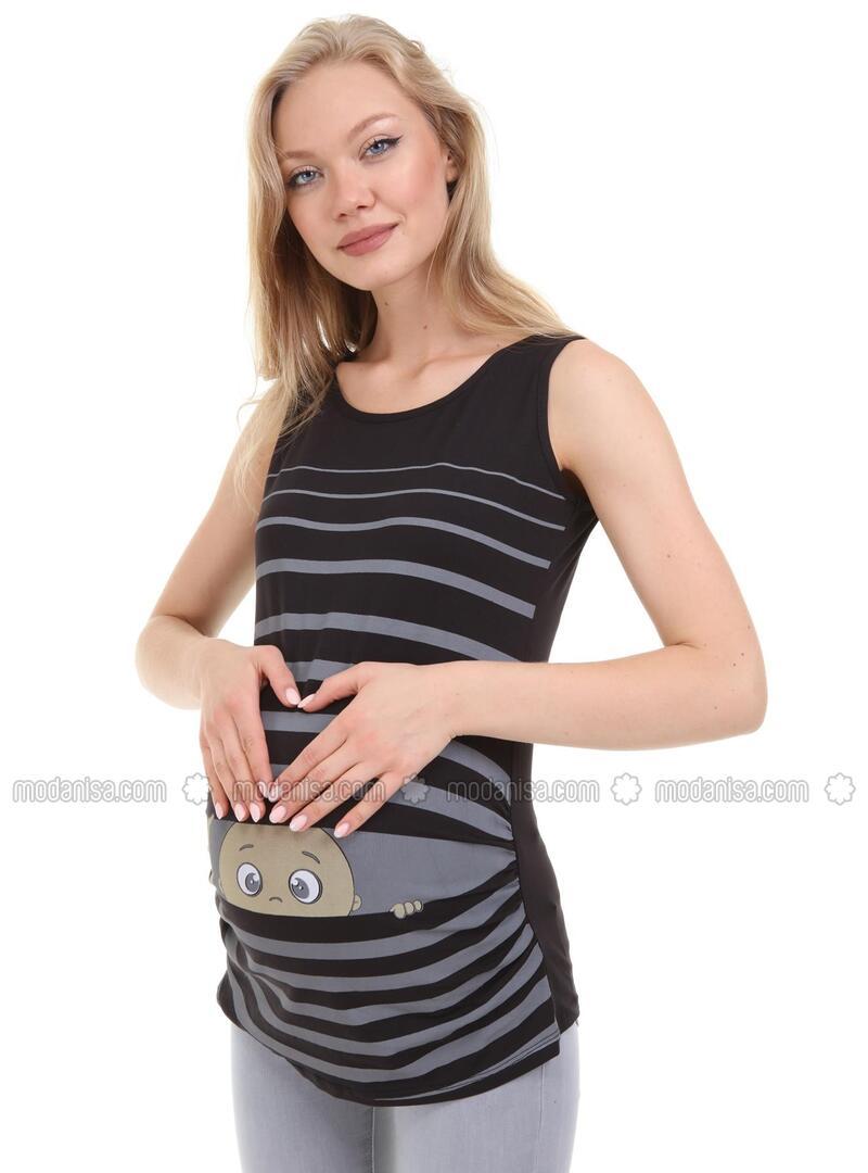Multi - Maternity Tunic / T-Shirt