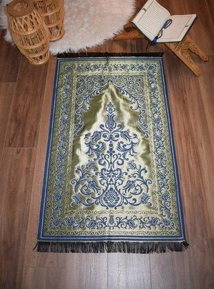 Gold - Navy Blue - Prayer Rugs