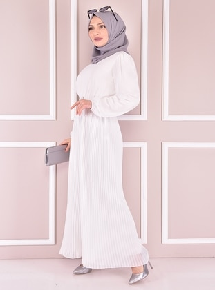 White - Evening Jumpsuits