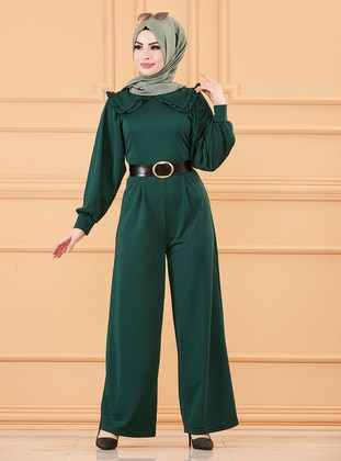 Emerald - Unlined - Jumpsuit