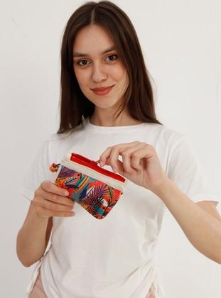 Cream - Wallet
