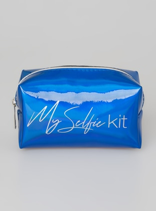 Navy Blue - Makeup Bags