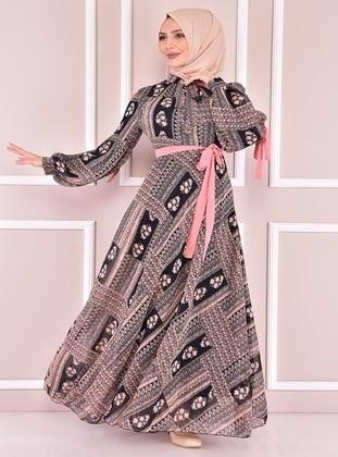 Powder - Modest Evening Dress