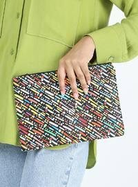 Black - Clutch - Clutch Bags / Handbags