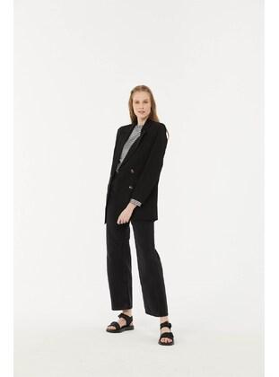 Black - Blazer Jacket