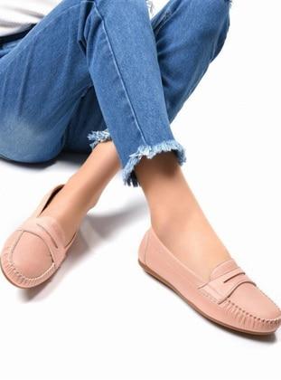 Flat - Powder - Casual Shoes
