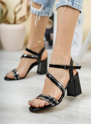 Black - High Heel - Heels - Ayakkabı Havuzu