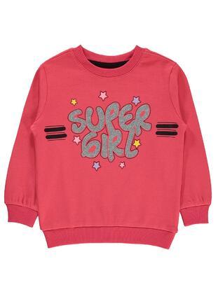 Multi - Girls` Sweatshirt - Civil