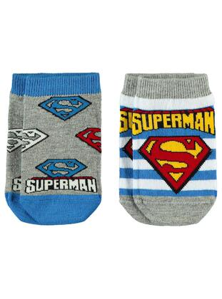 Blue - Socks - Civil