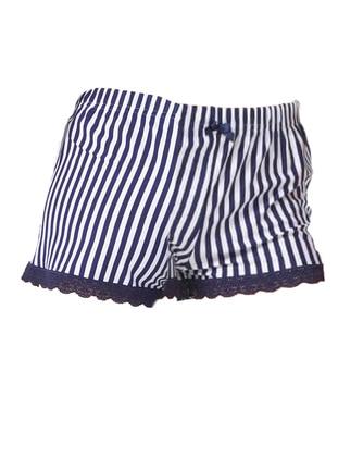 Navy Blue - Multi - Pyjama