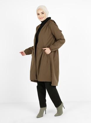 - Unlined - Coat