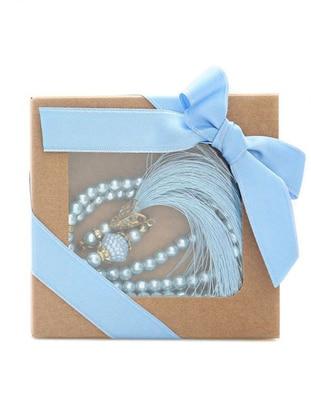 Baby Blue - Prayer Beads