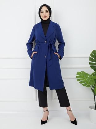 Saxe - Unlined - Shawl Collar - Jacket