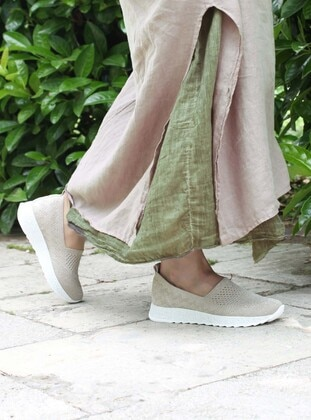 Beige - Shoes - Fast Step