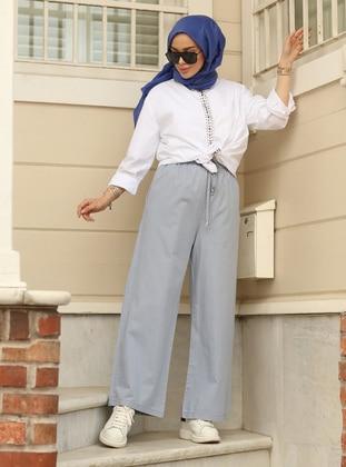 Light Blue - Pants