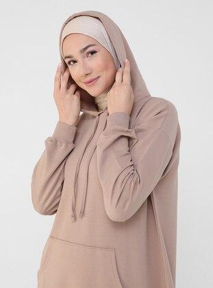 - Unlined - Cotton - Modest Dress