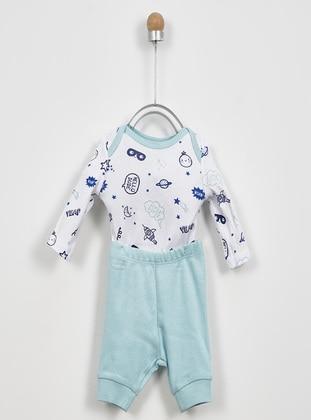Multi - Baby Suit