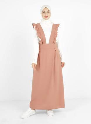 Onion Skin - Sweatheart Neckline - Unlined - Modest Dress