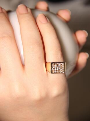 Gold - Ring - Modex