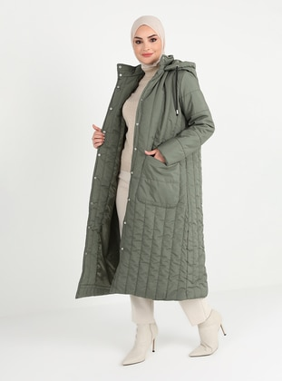 - Fully Lined - Coat - Tavin