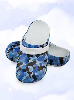 Multi - Sandal - Boys` Slippers