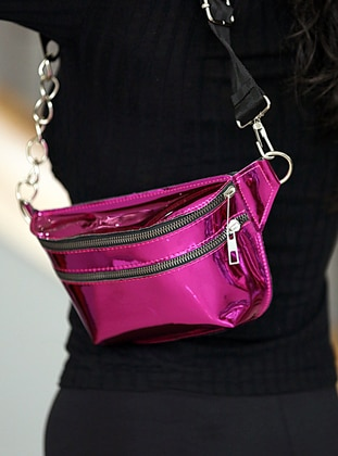 Fuchsia - Satchel - Bum Bag