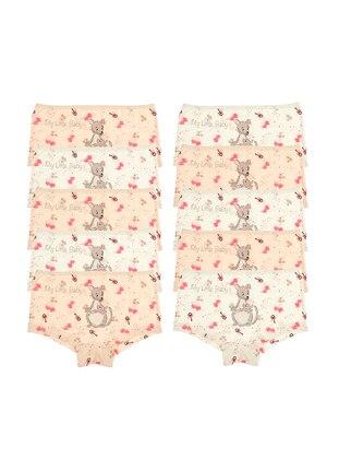 Multi - Unlined - Multi - Girls` Underwear