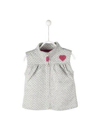 Ecru - Baby Vest