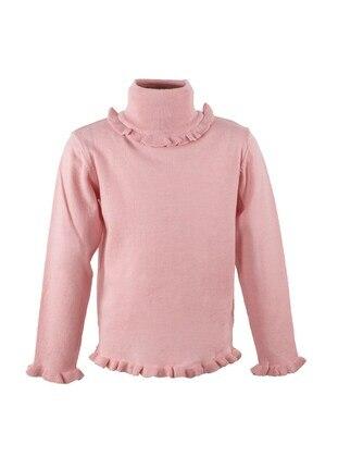Fuchsia - Girls` Pullovers
