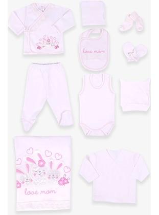 Ecru - Baby Care-Pack - Breeze Girls&Boys