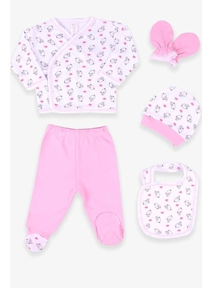 White - Baby Care-Pack - Breeze Girls&Boys