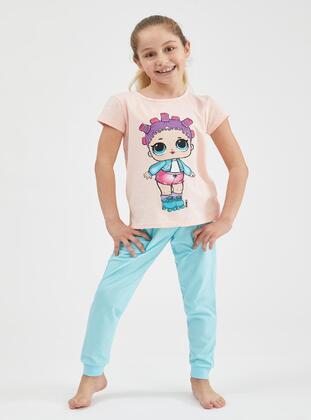 Pink - Girls` Pyjamas - DeFacto