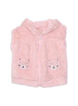Pink - Baby Vest - Silversun