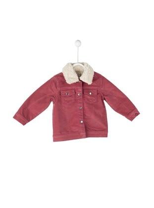 Pink - Girls` Jacket - Silversun