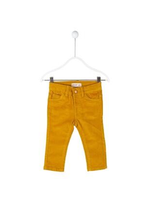 Yellow - Baby Pants - Silversun