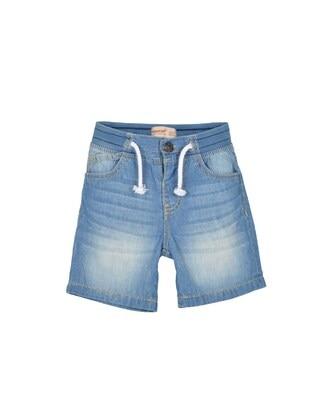 Dark Blue - Baby Shorts - Silversun