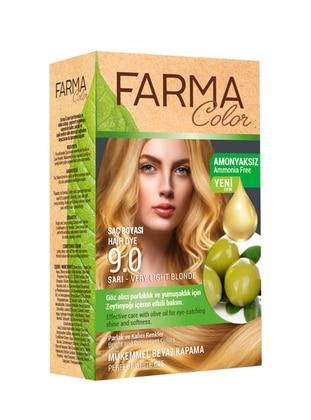 Hair Dye Blonde 9.0