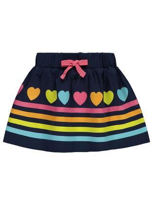Navy Blue - Baby Skirt - Civil
