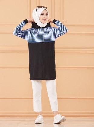 Saxe - Stripe - Tunic