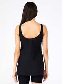Multi - Black - Performance Swimsuit