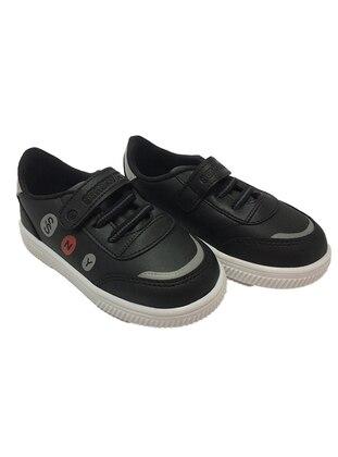 Gray - Black - Sport - Boys` Shoes