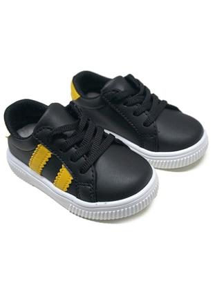 Yellow - Black - Sport - Boys` Shoes