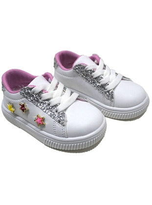 Silver tone - Sport - Girls` Shoes