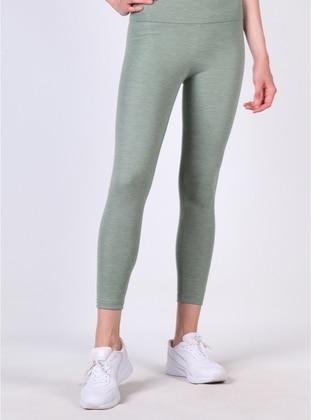 Sea-green - Legging