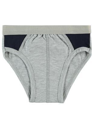 Gray - Kids Underwear