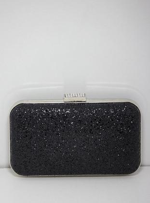 Black - Clutch - Clutch Bags / Handbags - Modames
