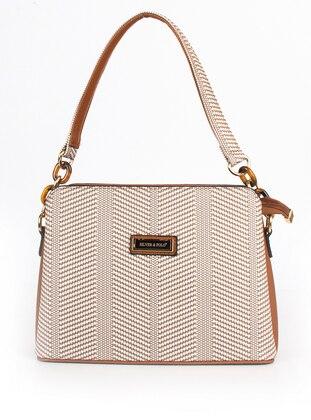Crossbody - Beige - Cross Bag