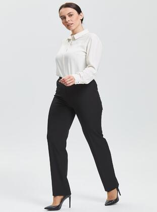 Multi - Plus Size Pants