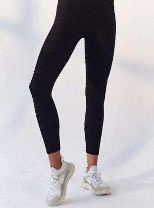 Black - Gym Leggings