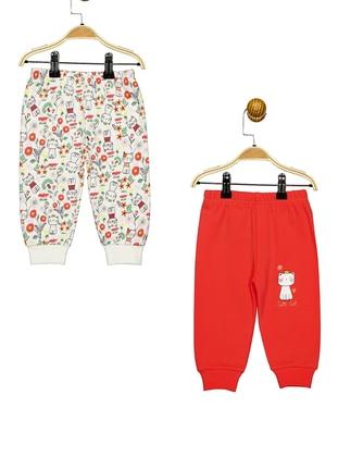 Ecru - Baby Bottomwear